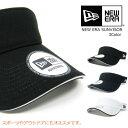 遮陽帽 - ニューエラ NEW ERA サンバイザー ダンス衣装 メンズ レディース ユニセックス