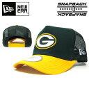 ショッピングメッシュキャップ ニューエラ メッシュキャップ グリーンベイ・パッカーズ NEW ERA D-FRAME TRUCKER MESH CAP Dallas Cowboys ニューエラー ダンス 衣装 帽子
