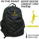 フープハウス限定 IN THE PAINT インザペイント ディバッグ リュック バスケットボール(itp12332hh)