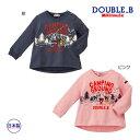 ダブルB【DOUBLE B】CAMPラウンド型トレーナー(1...