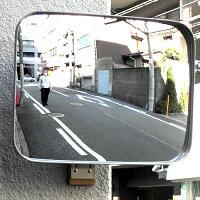 穴あけ不要、貼り付けるだけの簡単取付けガレージミラー(カーブミラー)。車庫や駐車場の出入口に安全確認としてご活用ください。穴あけ不要、貼り付けるだけの簡単取付けガレージミラー(カーブミラー)。車庫や駐車場の出入口に安全確認としてご活用ください。