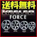 業販送料無料 KEELER FO 16 6H139.7 7J+26 4本 サーフ パジェロ