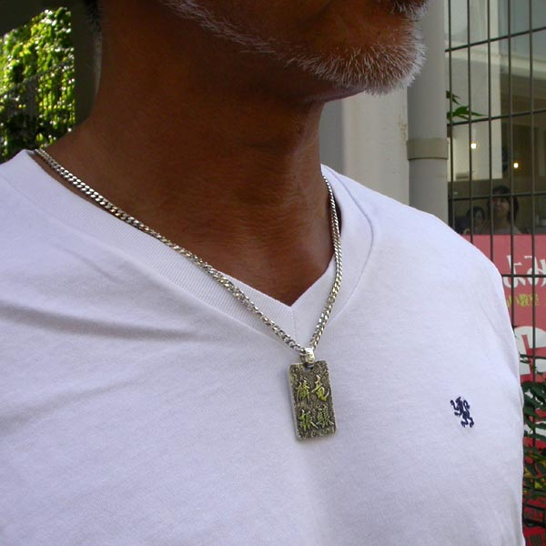Horigin rakuten global market calligraphy pendants and for Lin s jewelry agana guam