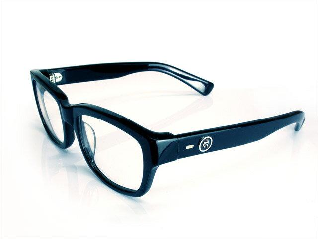 梵字入りサングラス(伊達めがね) 福井県鯖江市で作られたサングラスと梵字シルバーエンブレムの組み合わせ