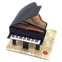 多用途カード/立体メロディカード P238 ピアノ サンリオ