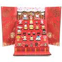 春カード/ひな祭り立体カード S2404 サンリオ箪笥雛 サンリオ