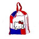 サンリオ ハローキティ(Hello Kitty) マチ付き巾着L MS8115KT (16) ウサハナ キティー シナモロール シンカンセン セサミストリート トム&ジ