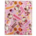 ハローキティー×スイーツがとってもキュート★ハローキティー(Hello Kitty)折りたたみミラー/KT10-1400 (B)