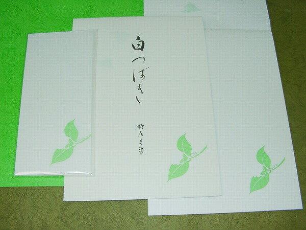 Dove residence hall letter set white Camellia white Camellia stationery envelopes