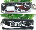 Stationery 45219201 which is the pen case Coca-Cola cake that snack market Coca-Cola water in pen case (black) is interesting