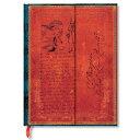 paperblanks ペーパーブランクス ノートブック ウルトラ(ULTRA)サイズ アーティストビジョン ルイス・キャロル 不思議の国のアリス ..