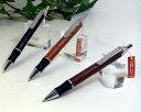 OHTO/オート ニードルポイントボールペンLeather Pens collection革巻きボールペン(LBP-10GK)