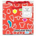 おりがみバッグ 教育B&おりがみ40枚入り ORIB-02 ...