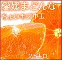 【送料無料】愛媛ホリ田ヤ【愛媛まどんな】【ちょいキズ2.5K】【中玉】【訳あり】 紅い宝石みかん