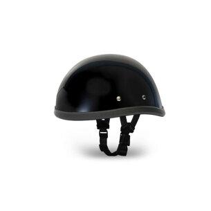 イーグルハーフヘルメット ブラック ダックテール・アウトロー・アメリカン・
