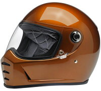 BICYCLE HELMET/Biltwell/ビルトウェル LANE SPLITTER HELMET/GLOSS COPPER グロスカッパーの画像