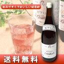 【送料無料】びわ葉エキス配合 健康ぶどう酢 ビワミン1800ml