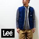 【SALE】Lee リー裏ボア ベスト 〔LT5006〕