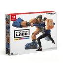 Nintendo Labo Toy-Con 02: Robot Kit/Switch/HACRADFVA/A 全年齢対象