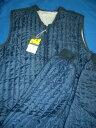 ★激安★防寒キルトインナースーツ 【550】作業服の下に着る、暖かい好評のインナースーツです