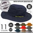 レインハット BIGサイズ アドベンチャーハット サファリ 撥水加工 HAT 帽子 BCH-29001B メンズ レディース 【ゆうメール送料無料】