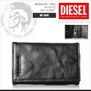ディーゼル DIESEL キーケース キーホルダー メンズ X04118 PS681 KEY CASE D-UP&DOWN キーリング DS8459