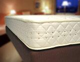 ホテル仕様ベッド(本物のホテルのベッド)ボンネルタイプ上下セット USシングルサイズ