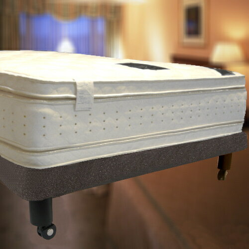 サータ「SERTA」ベッド 最高級 スーパーホワイトタイプ上下セット 激安 2m巾サイズ …...:hotel-room:10000378
