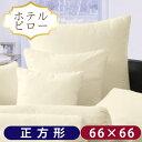 スペシャリティピロー【カバーなし】ヨーロピアン 66cm×66cm 正方形クッション【RCP】