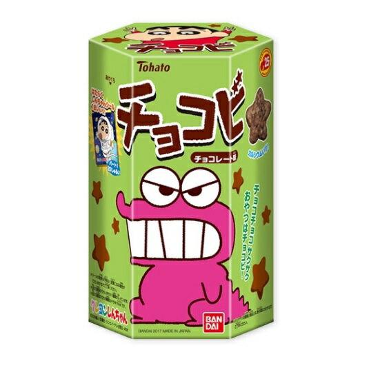 クレヨンしんちゃんチョコビ 6個入りの商品画像