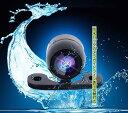 防水超ミニリヤカメラ ガイドライン表示/非表示選択可 正像/鏡像選択可 IP66防水仕様 水平視角120度 フロントカメラにも BK300