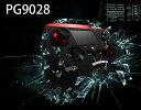Bluetoothゲームコントローラー Android対応 タッチパネル搭載 PC用ゲームパッドにも 伸縮スタンドでスマホをホールド PG9028