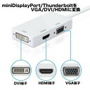 DisplayPort アダプタ ケーブル Thunderbolt