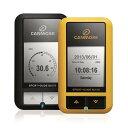 GPSデータロガー コンパクト 自転車取付用ブラケット付属 USB充電式 デジタルコンパス 速度計 GPSレシーバ GP-101