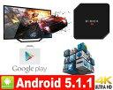 H.264 4Kテレビ対応 Android TV box 2GB 8GB Bluetooth4.0 4K 60fps 4コアCPU Wi-Fi/LAN対応 アプリダウンロード可  R-BOX