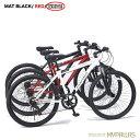 MTB ハードテイル 街乗り レジャーホワイト マウンテンバイク26インチ 6段変速自転車 Fサス M-620N MYPALLAS/マイパラス 池商