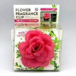 ノル:芳香剤サニーデイローズ消臭エアコンルーバー専用フレグランス/OA-FFP-1-1