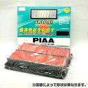 PIAA エアフィルター 純正交換 SAFETY エアーフィルター エアクリーナー用エレメント/PF65