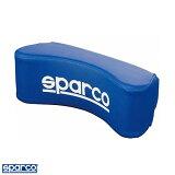 ネックピロー ネックパッド ブルー 自動車座席用首枕 長距離ドライブや仮眠に/スパルコ/sparco CORSA:SPC4005