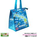 ショッピング保冷バッグ PICK The HAWAII HOLOHOLO 保冷バッグ インフォメーション 買い物バッグ W31cm×H34cm×マチ21cm ハワイアン ピクニック 便利 BL-IB-INF
