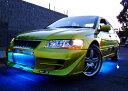 1/43 GreenLight☆ワイルドスピード  2002 三菱 ランサー エボリューション 7 ライムグリーン【予約商品】2015年11月発売予定!