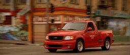 1/43 GreenLight☆ワイルドスピード 1999 フォードF150 ピックアップトラック 赤 【予約商品】ポイント5倍