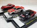 ミニカー 1/64 M2☆M2 AUTO-JAPANシリーズ 3台セット♪ スカイラインGTR、ブルーバード1600、フェアレディのセットです!