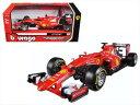 ミニカー■ブラゴ■1/24 フェラーリ F1 Ferrari SF15-T 2015 #5 S. Vettel フェラーリ ベッテル セバスチャン・ベッテル【予約商品】