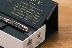 PARKER(パーカー)ソネットプレミアムブラウンPGTボールペン