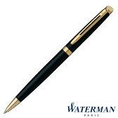 【特売商品】 WATERMAN(ウォーターマン) メトロポリタン エッセンシャル マットブラックGT ボールペン 名入れ無料セット 【532P17Sep16】