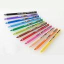 三菱鉛筆 Ponky PENCIL ポンキーペンシル 単色全部が芯の色鉛筆 色えんぴつ いろえんぴつ 11年12月14日新発売【RCPmar4】