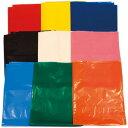 カラーポリ袋 800×650mm 1袋(10枚) us8-608-2049