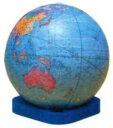 【ウチダ】【地球儀】 小型地球儀 フリーボール 20cm us8-616-5076
