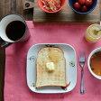 内村七生 うちむらなお 小鳥花ちらし パン皿【プレート 角皿 平皿 うつわ 和食器 洋食器 作家 陶磁器 テーブルウェア 小鳥花散らし 九谷焼 青窯 送料無料】